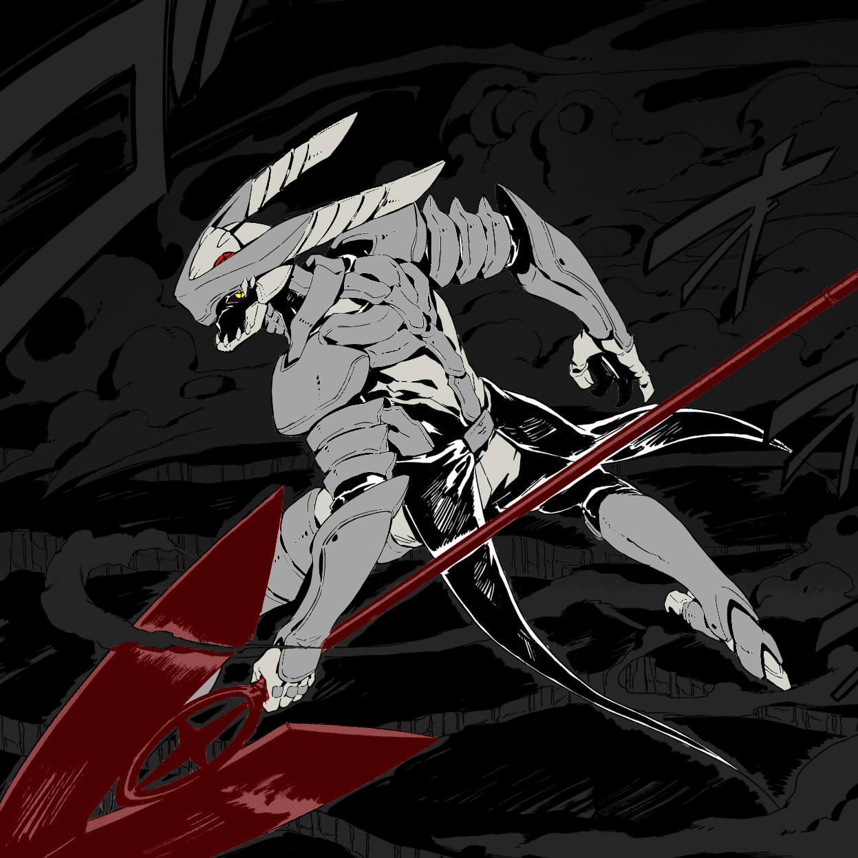 Incursio's Evolution by Daemon-Fyre on DeviantArt