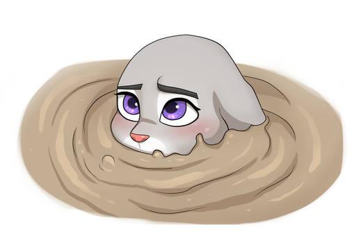 Judy Sinking Down