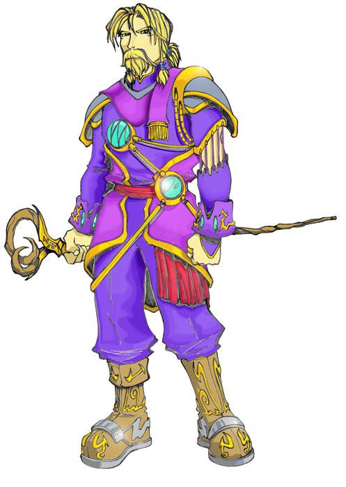 Sir Lancelot, dios de Double Rainbow Wizard_by_ojamstar