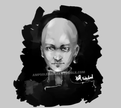 Grey Soldier.2 by KinaSarimanok