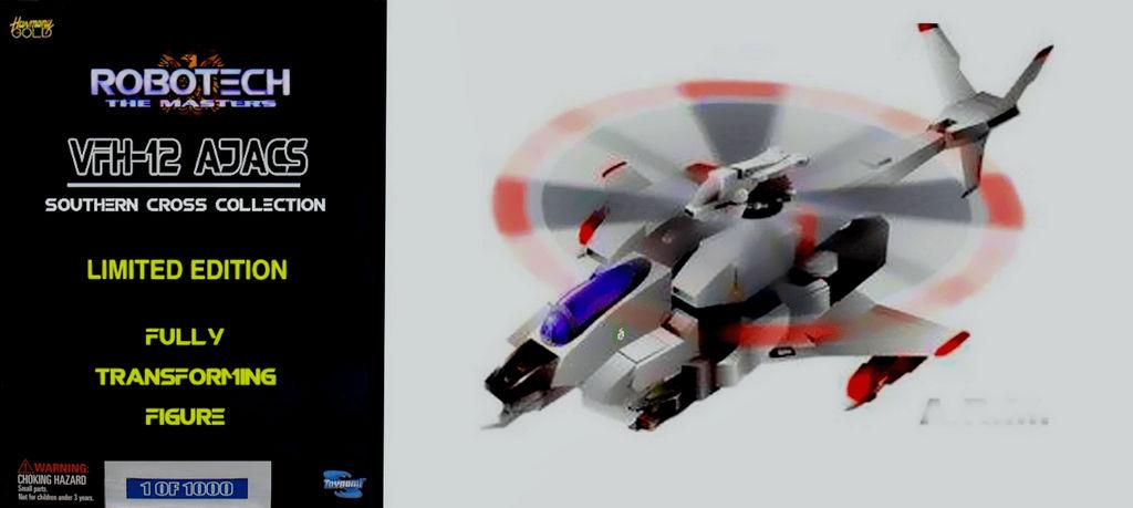 Fully transformable VFH-12 Super AGACS