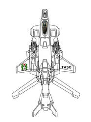 VFH-10 AGAC  another fuselage version by yui1107