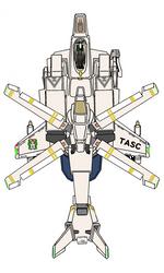 (Desertpink regular Gyrodyne mode) VFH-10 AGAC by yui1107