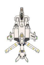 (Desertpink fixed wingmode) AGAC remove Gunpod by yui1107