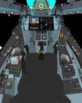 (2033 block 2.5 ) VFH-10 Auroran AGAC cockpit