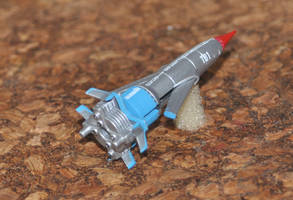 Thunderbirds Secret Base TB-1 part-2