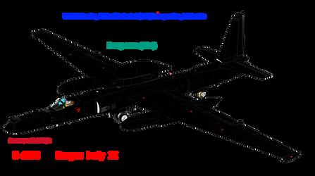 Factory shipment U-222R Longnose w VHF