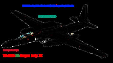 Factory state TU-222s-Mu Longnose w VHF
