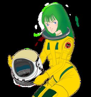 Musica Bust pressure suit Mk.33