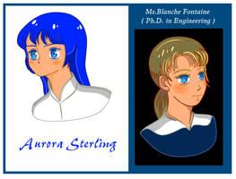 Aurora Sterling MARLENE