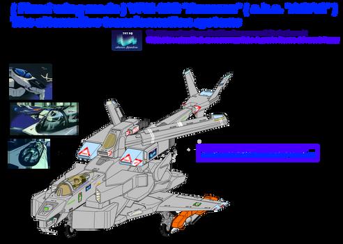 (Fighter) Auroran AGAC alternate transformation