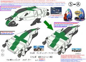 Tiresian Roil-class Corvette MODEL 11 GreenCross 1