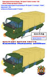 Military hovertruck , Camion flotante 2