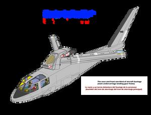 Pure V-X VG wing test of VFH-72N Eos-Aurolan