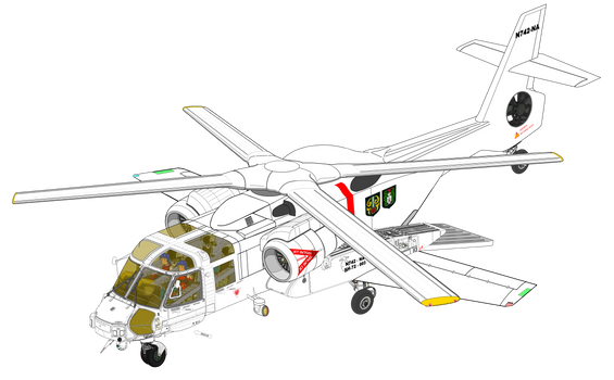 The latest artwork report Sikorsky S-72 Marquise