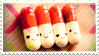 pill stamp. by Seductivee