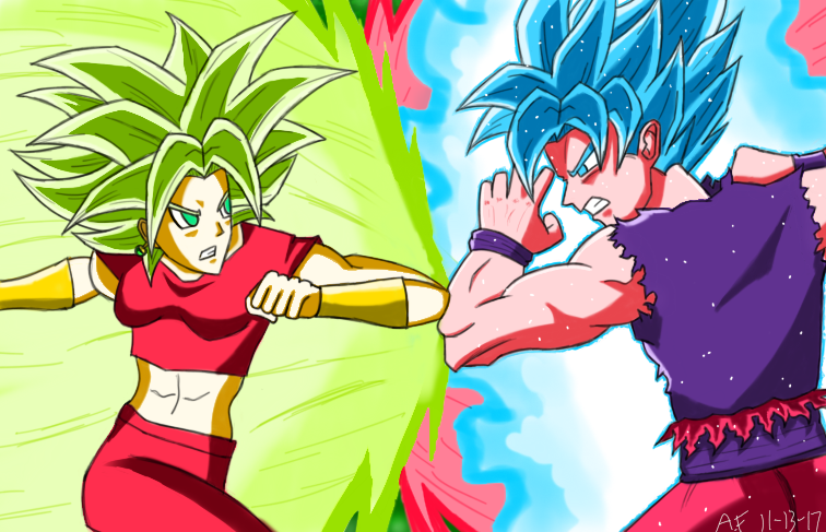 Dragonball Super | Goku vs Kefla AMV - YouTube