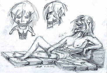 Draw me like one of your french titan girls by SynergyCal