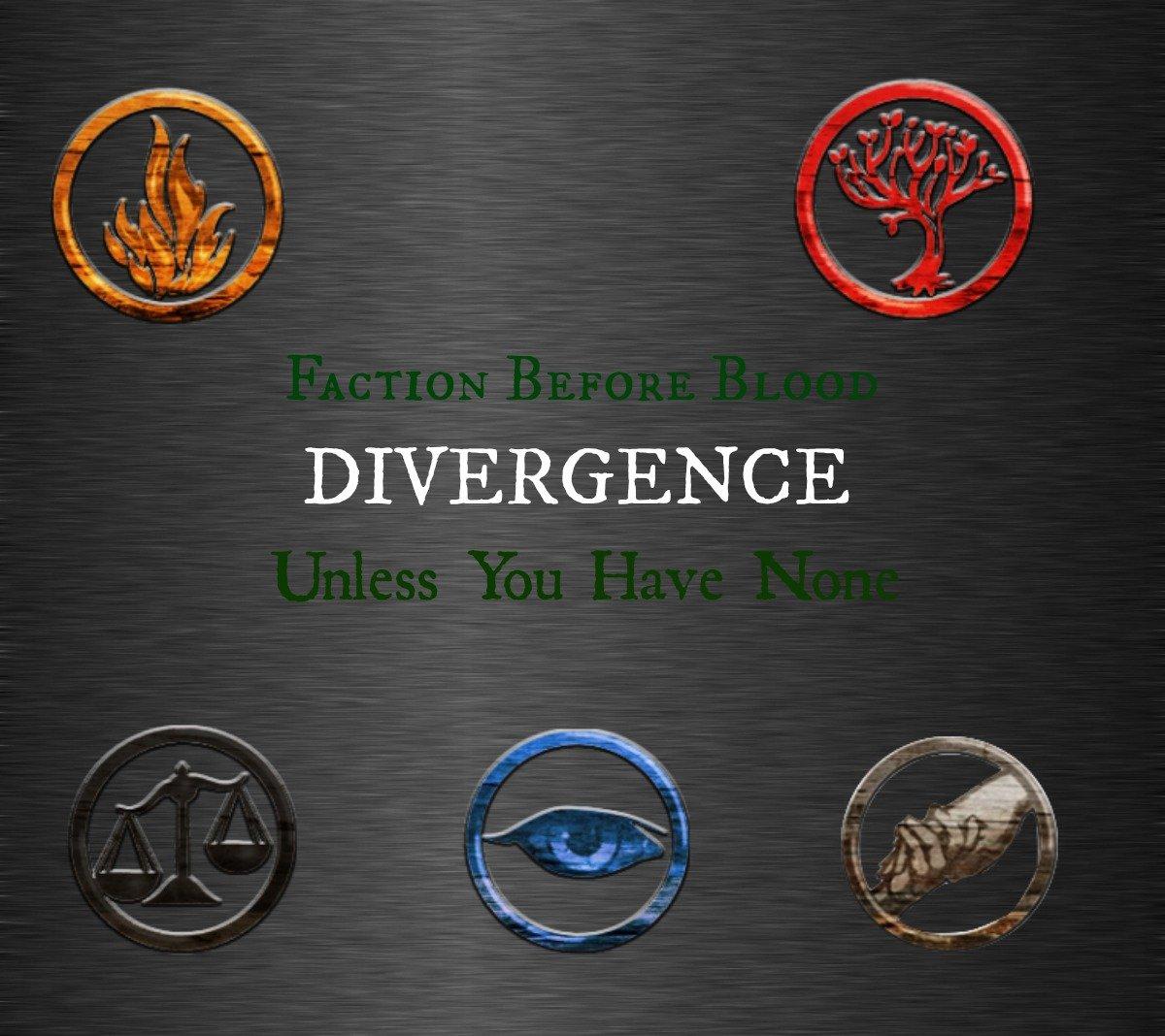 Divergent by GracelessDesires on DeviantArt