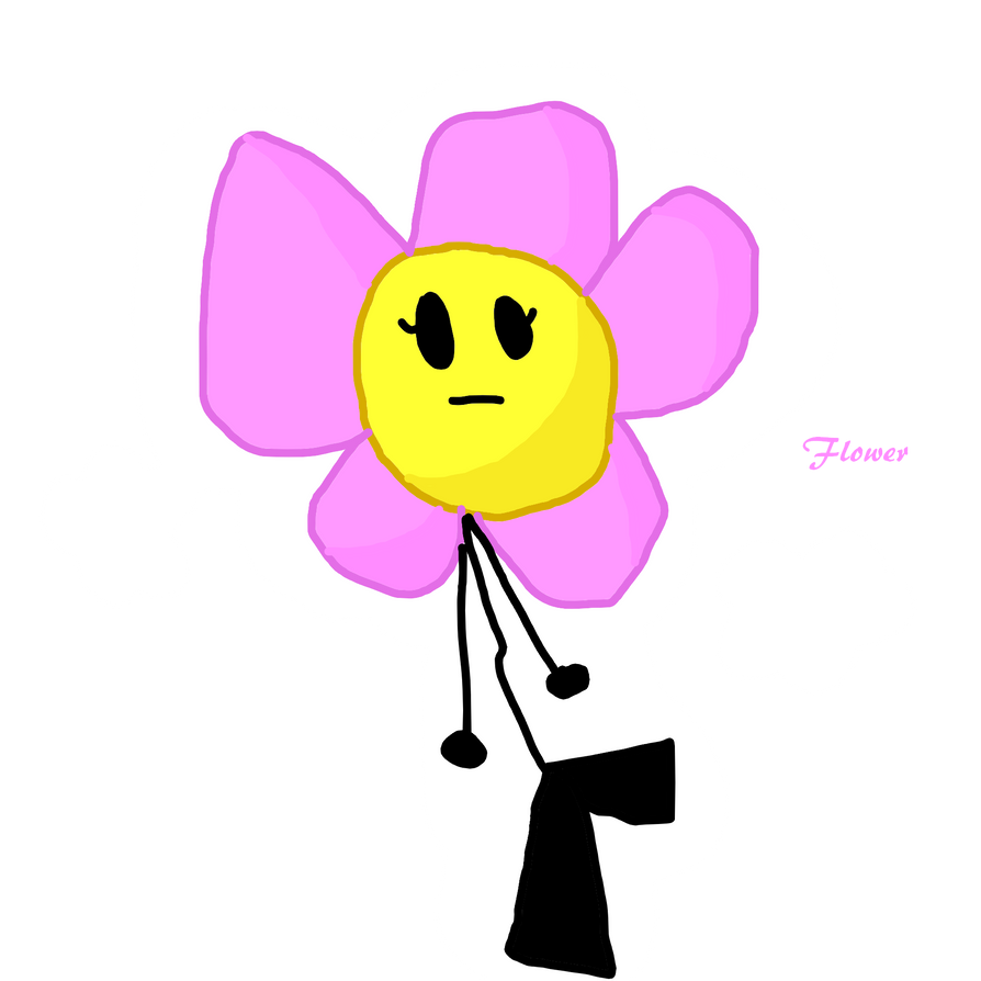 Flower (BFB) By Ashypelt On DeviantArt