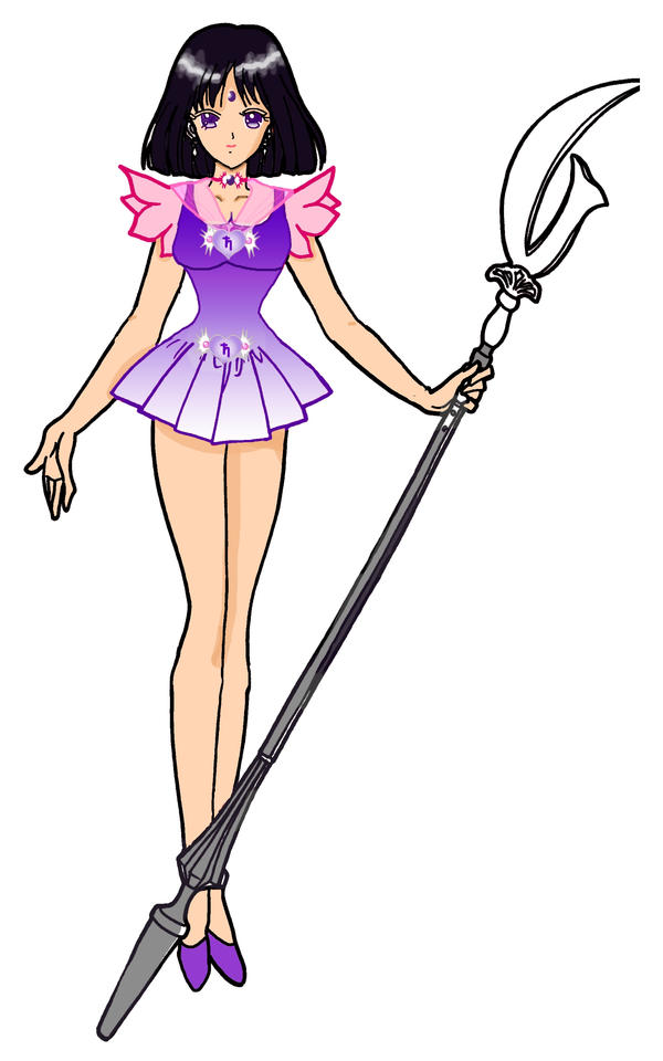 Sailor Saturn Coloring Pages. sailor moon coloring pages printable ...
