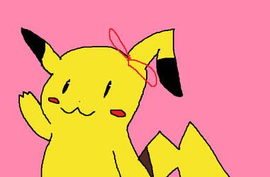 Inu-T's Pikachu