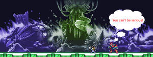 MegaMan ZX Utimate Match-up