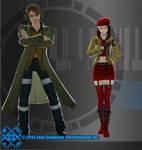 Epsilon and Carla