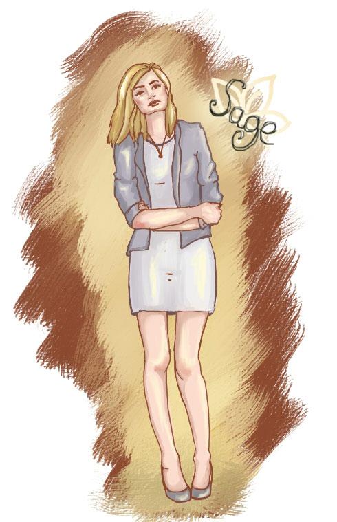 Sage by Luymiel
