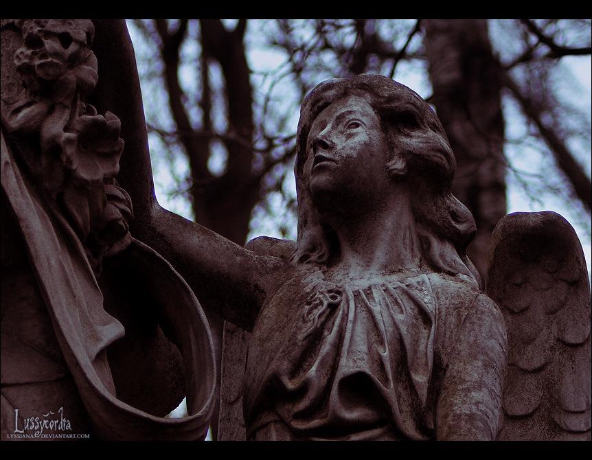 Vvedenskoe Cemetery II by Lyssiana