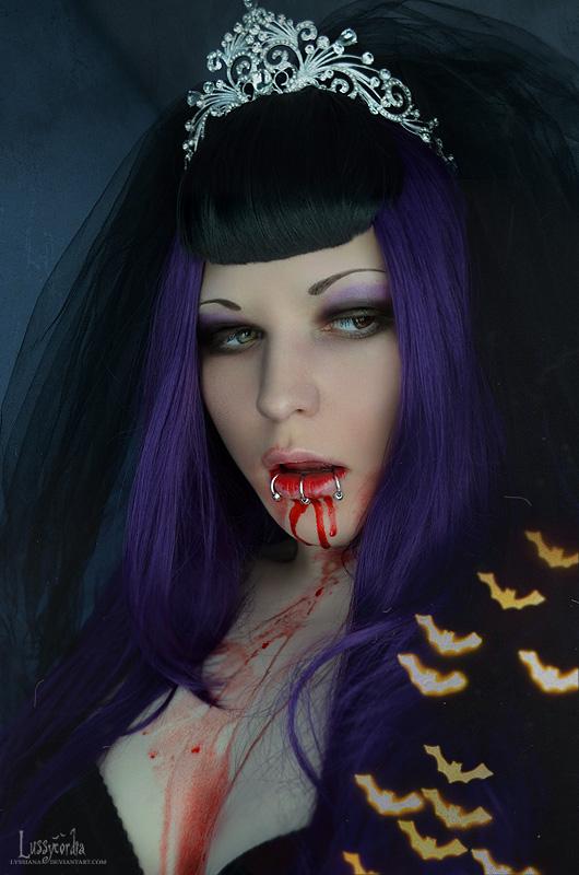 Batilda Lussycordia by Lyssiana