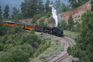 Durango and Silverton 473 by LimitedClear