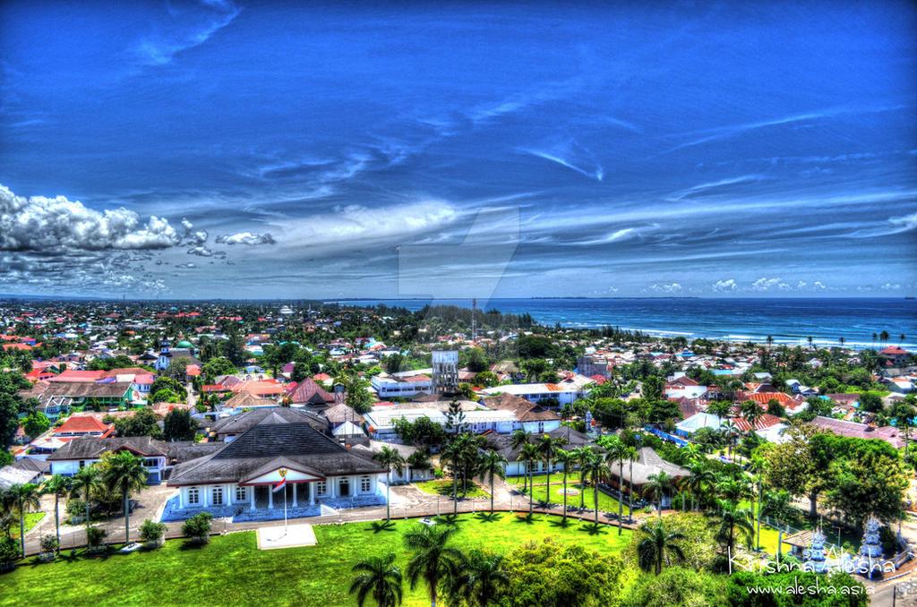Raffles Mansion In Bengkulu City By Thekriezhna