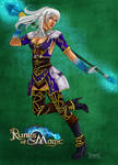 Runes of Magic Crocell