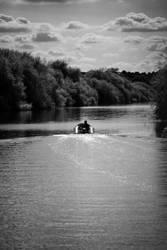 River escape by NiallAllen