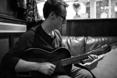 82 year old guitar by NiallAllen