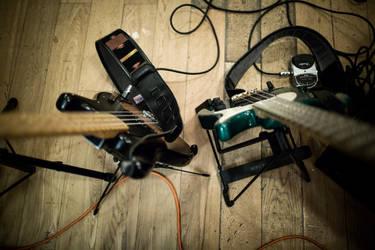 Bass1 Bass2 by NiallAllen