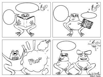 Comic Contest No.1 by Argon87