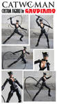 CATWOMAN custom figure by gaudiamo