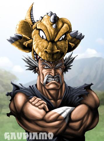 Heihachi vs. GON