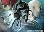 Mumen Rider by gaudiamo