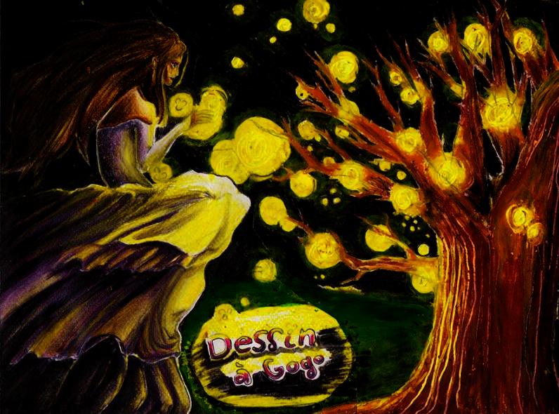noony4's gallery [noony4] Fireflies_by_noonarbyda-d6khqrx