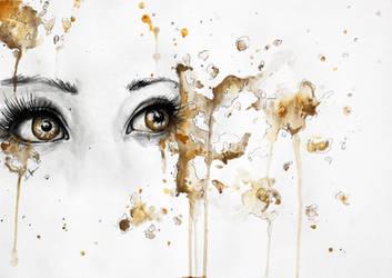 Through the Golden Filter by Shenim