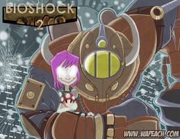 Bioschock 2 Pin Up