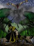 Scorpion versus Human Smoke