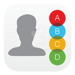 Contacts Icon Style Three