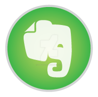 Evernote Icon for Mac OS X by hamzasaleem