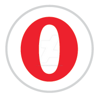 Opera Icon for Mac OS X by hamzasaleem