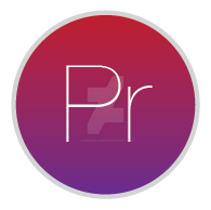 Adobe Premiere Pro Icon for Mac OS X by hamzasaleem