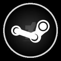 Steam Icon for Mac OS X by hamzasaleem